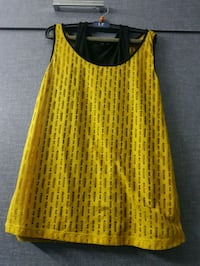 yellow and red sleeveless dress Ahmedabad, 380059