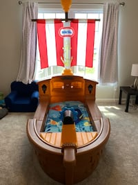 Little Tikes Pirate Ship Bed Macedonia, 44056