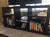 Shelving unit/TV stand  Seattle, 98144
