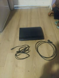 Ps3 super slim hdmi and power No controller
