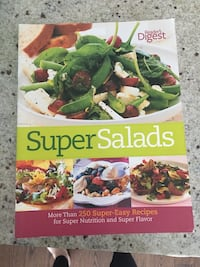 Super Salads Cookbook Toronto, M6C 1A2
