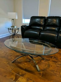 Glass coffee and end tables Norfolk, 23504