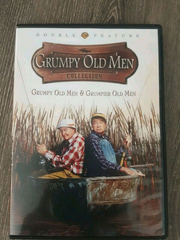 Grumpy Old Men Collection (Double Feature DVD) f81b27ed-53de-4c19-ad81-2d07c334218f