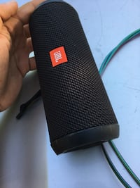 black JBL portable bluetooth speaker Harker Heights, 76548