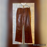 Sutton Studio Leather Pants (Bloomingdale's) Beltsville