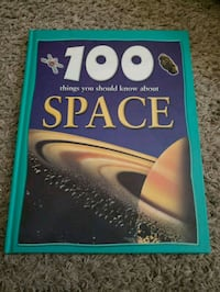 100 Things You Should Know About Space Book Madison, 35758