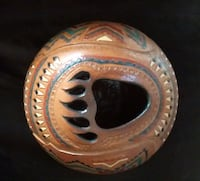 Bear Claw Indian Pottery Glide