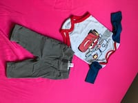 Bnwot car shirt and codroy pants Mississauga, L5B 3Z1