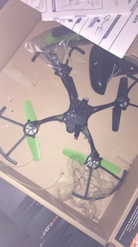 black and green quadcopter drone Winter Haven, 33880