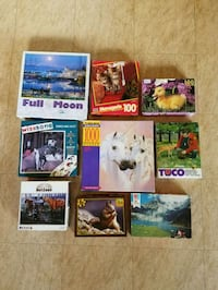 Lots of puzzles  Yorkville, 60560