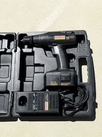 Craftsman Cordless Drill and Charger Tool Set