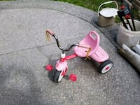 Girls radio flyer tricycle for sale Caledon, L7E 1X6
