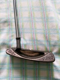 Original Ping Zing Putter Great Condition