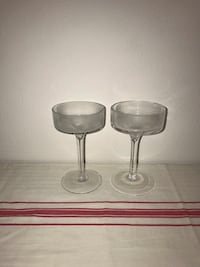 Glass candle holders  Fort Walton Beach, 32548