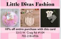 make custom kids Birthday outfits North Las Vegas