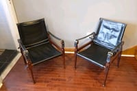 Set of two Vintage Leather Chairs Philadelphia, 19145