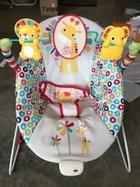 Baby Bouncer with vibration  Ashburn, 20148