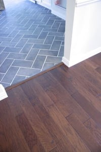 Painting tile hardwood laminate  Sterling