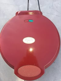 red and gray portable grill Martinez, 94553