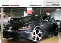 2013 Volkswagen Golf 2.0L 4-door w/Sunroof & Navigation Toronto