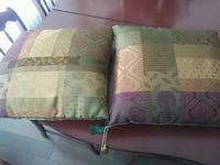 Decorative pillows - purple, green, & gold Mississauga, L5G 1C3