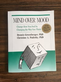 """Mind Over Mood"" Book Hamilton"