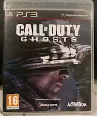 Call of duty ghost  Barcelona, 08019