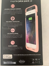Mophie - Juice Pack Air Phone Case