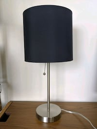 Small desk or bedside lamp