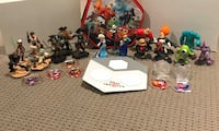 Full Disney Infinity set for Xbox One Mississauga, L4Y 2J7