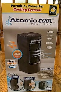 Atomic Cool Personal Space Cooler