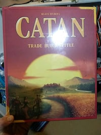 Catan board game New Concord, 43762