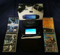 Sony PSP, Games and Extras Bundle! Pflugerville, 78660