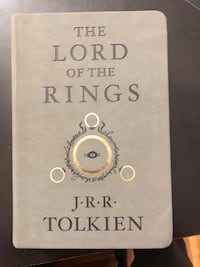 Lord of the Rings Trilogy Book