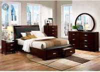 Brand new bedroom set come check us out Stockton, 95203