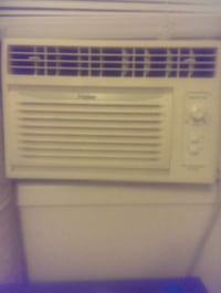 white window-type air conditioner Portland, 97206