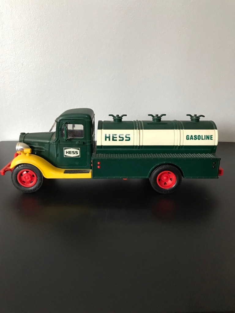 1982 The First Hess Truck