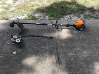 Like New Poulan Pro weed eater w/ edger attachment Tampa, 33624