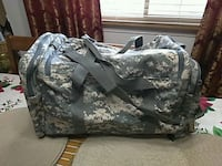 "New duffle bag 22"" X 14"" X 12"" Fairfax, 22033"