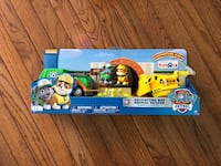 Paw Patrol Adventure Bay Animal Rescue Set - Rocky and Rubble Bowie, 20715