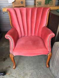 Antique Wing Chair Norfolk, 23504
