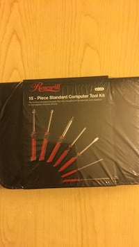 Rosewill 15 piece Standard Computer Tool Kit New in Box