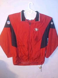 red and black zip-up jacket Richland, 99352