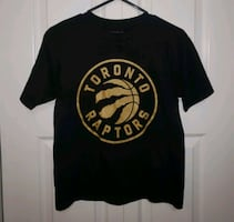 NEW Toronto NBA Raptors Logo T-Shirt Short Sleeve