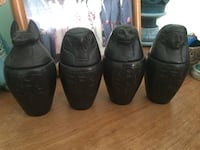 Egyptian canonic jars Peterborough, K9J 6E9