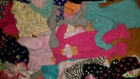 baby's assorted-color girls clothes lot Tulsa, 74114