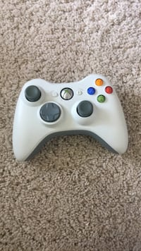 White and Gray Xbox 360 Wireless Controller Eugene, 97401