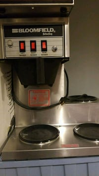 stainless steel and black kitchen appliance Markham, L3P 7L2