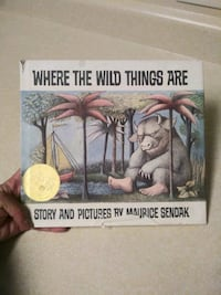 Wild things book kids San Jose, 95112
