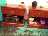 3 matching end tables  Columbus, 31903